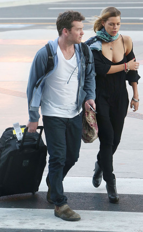 Sophie Monk, Sam Worthington